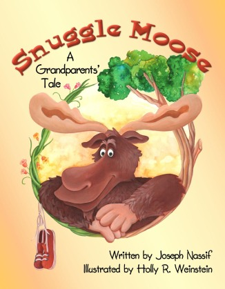 Snuggle Moose Cover